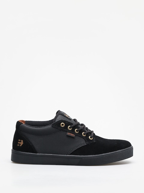 Etnies Jameson Mid Crank Shoes (black/black)