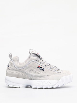 Fila Disruptor Low Shoes (gray violet)