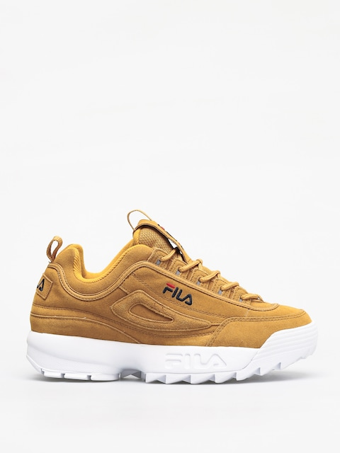 Fila Disruptor Low Shoes (inca gold)