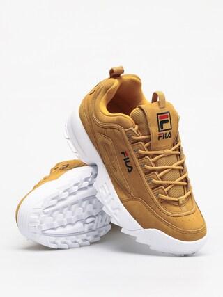 e3da3efdc50 Fila Disruptor Low Shoes (inca gold)