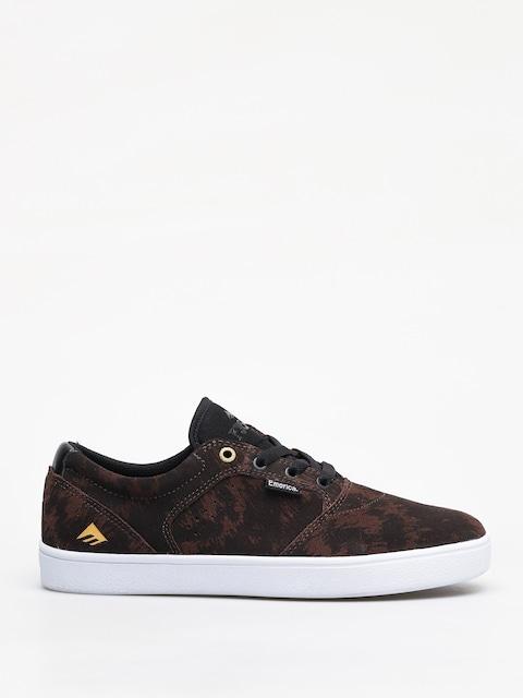 Emerica Figgy Dose Shoes (brown/black/white)