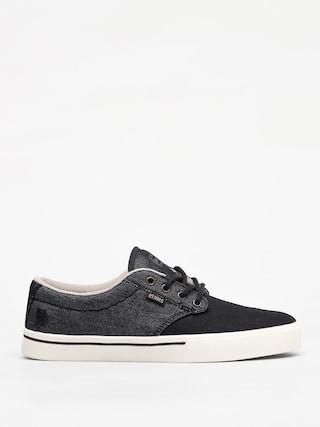 Etnies Jameson 2 Eco Shoes (black/white/gold)