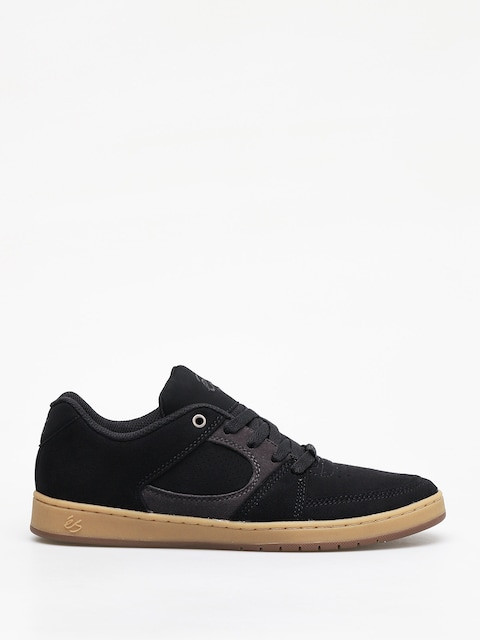 Es Accel Slim Shoes (black/grey/gum)