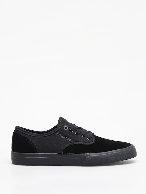 Emerica Wino Standard Shoes (black/black/black)