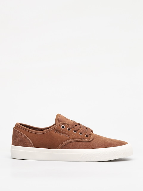 Emerica Wino Standard Shoes (tan/white)