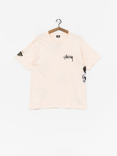 Stussy Gallery T-shirt (pale pink)