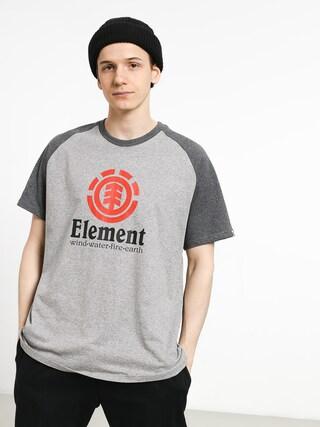 Element Vertical Raglan T-shirt (grey heather)
