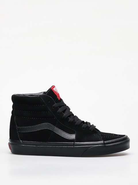 Vans Shoes Sk8 Hi (black/black)