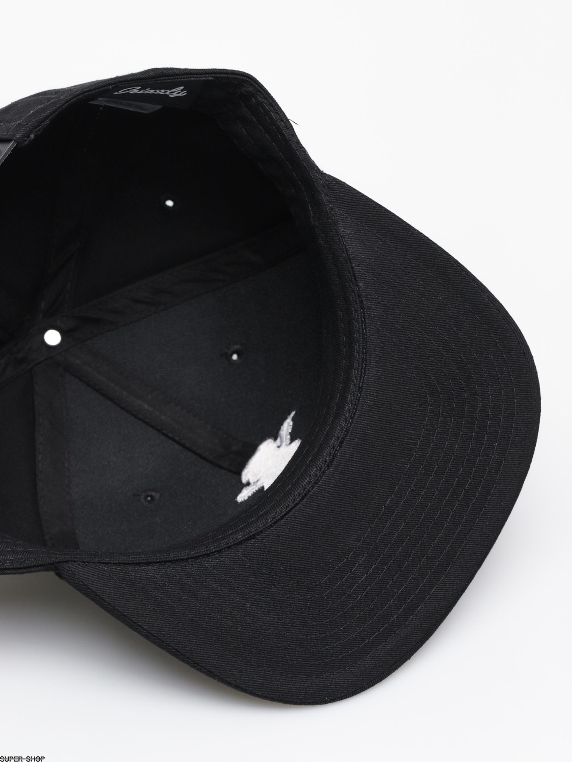 f7d5919d Grizzly Griptape Og Bear Snapback ZD Cap (black)