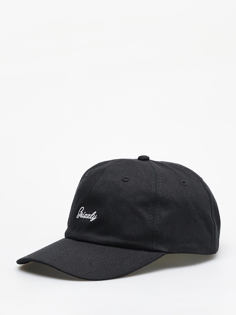 Grizzly Griptape Late To The Game Dad Hat ZD Cap (black)