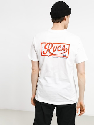 RVCA Rvca Font T-shirt (white)