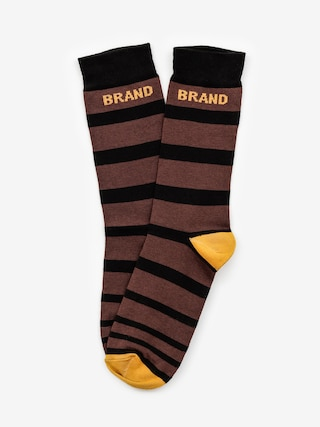 Malita Bang Lt Socks (brown)