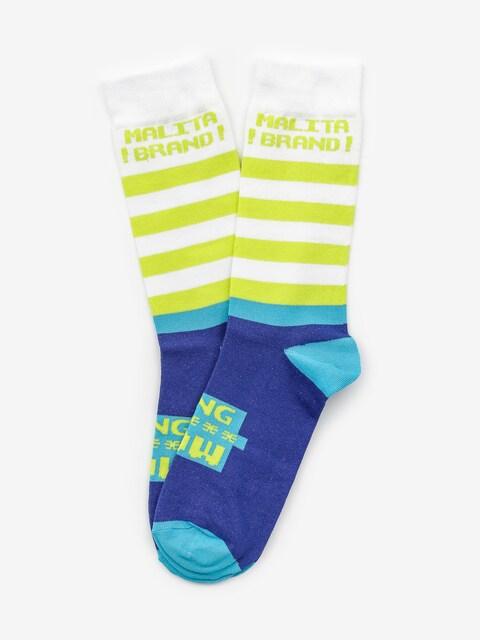 Malita Wow Lt Socks (blue)