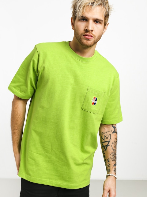 Stussy 2 Bar Stock Crew T-shirt
