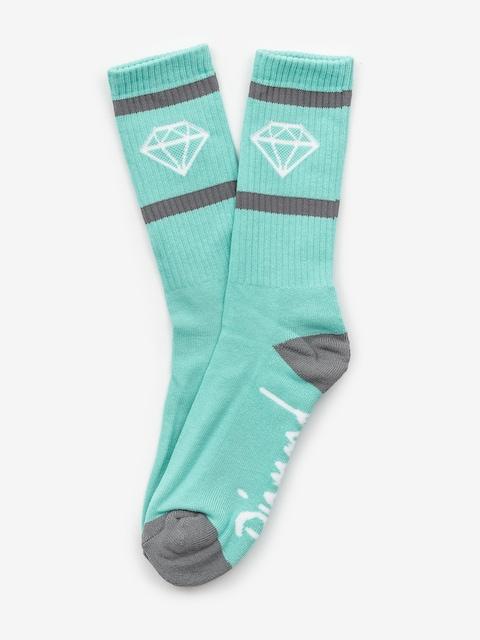 Diamond Supply Co. Socks Rock Sport (diamond/blue grey)