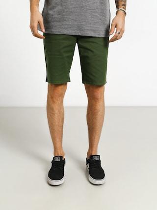 Brixton Toil II Hemmed Shorts (leaf)