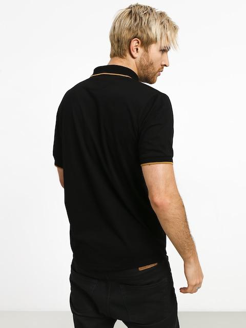 Brixton Guard Polo t-shirt (black)