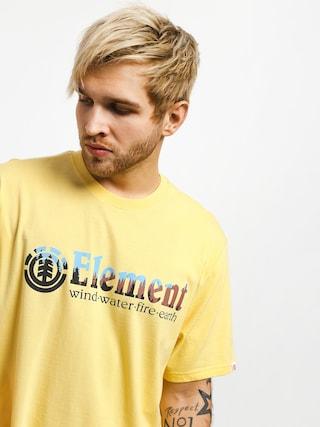 Element Glimpse Horizontal T-shirt (popcorn)