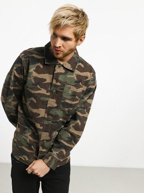 RVCA Couleur Chore Coat Jacket (camo)