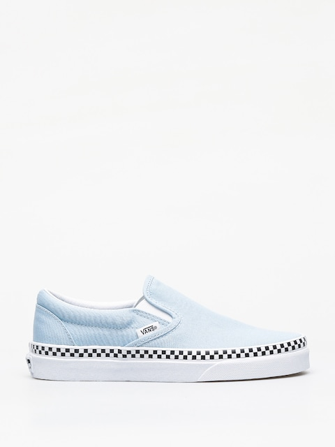 Vans Classic Slip On Shoes (check fox)