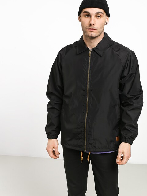 Brixton Claxton Collar Jacket (black)