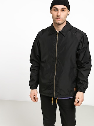 Brixton Claxton Collar Jacket (black)
