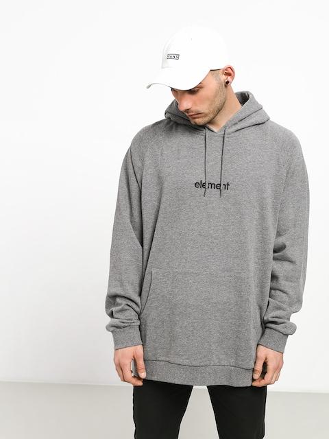 Element Big HD Hoodie (grey heather)