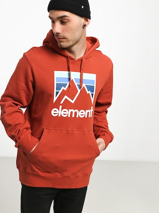 Element Joint HD Hoodie (etruscan red)