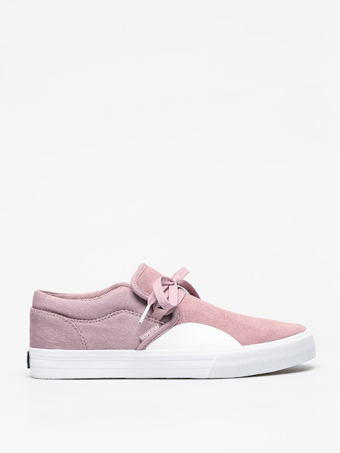 Supra Cuba Shoes (mauve white)