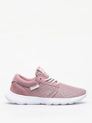 Supra Hammer Run Shoes (mauve white)