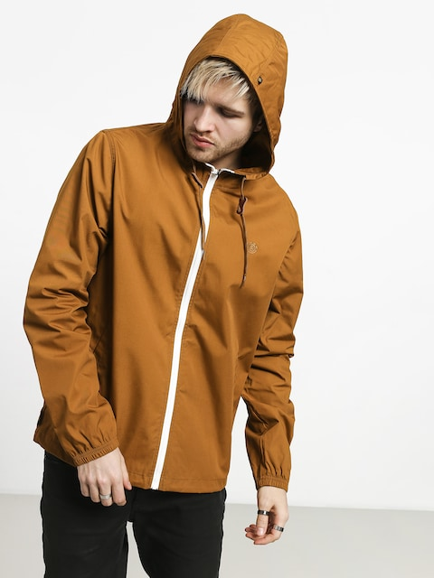 Element Alder Light Jacket (gold brown)