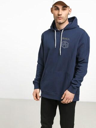 RVCA Reynolds HD Hoodie (seattle blue)