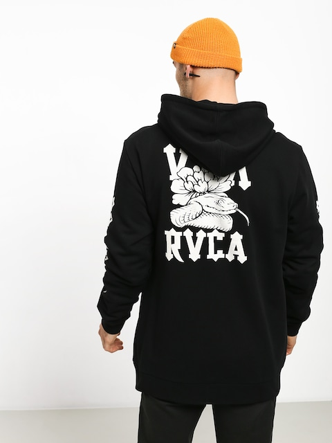 RVCA Floral Snake ZHD Hoodie
