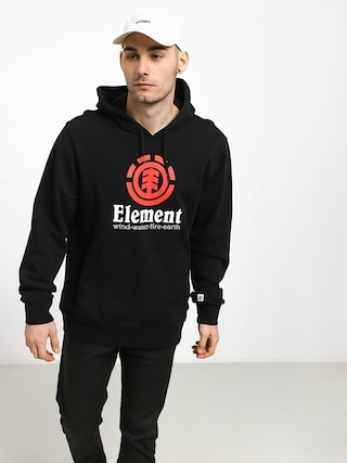 Element Vertical HD Hoodie (flint black)