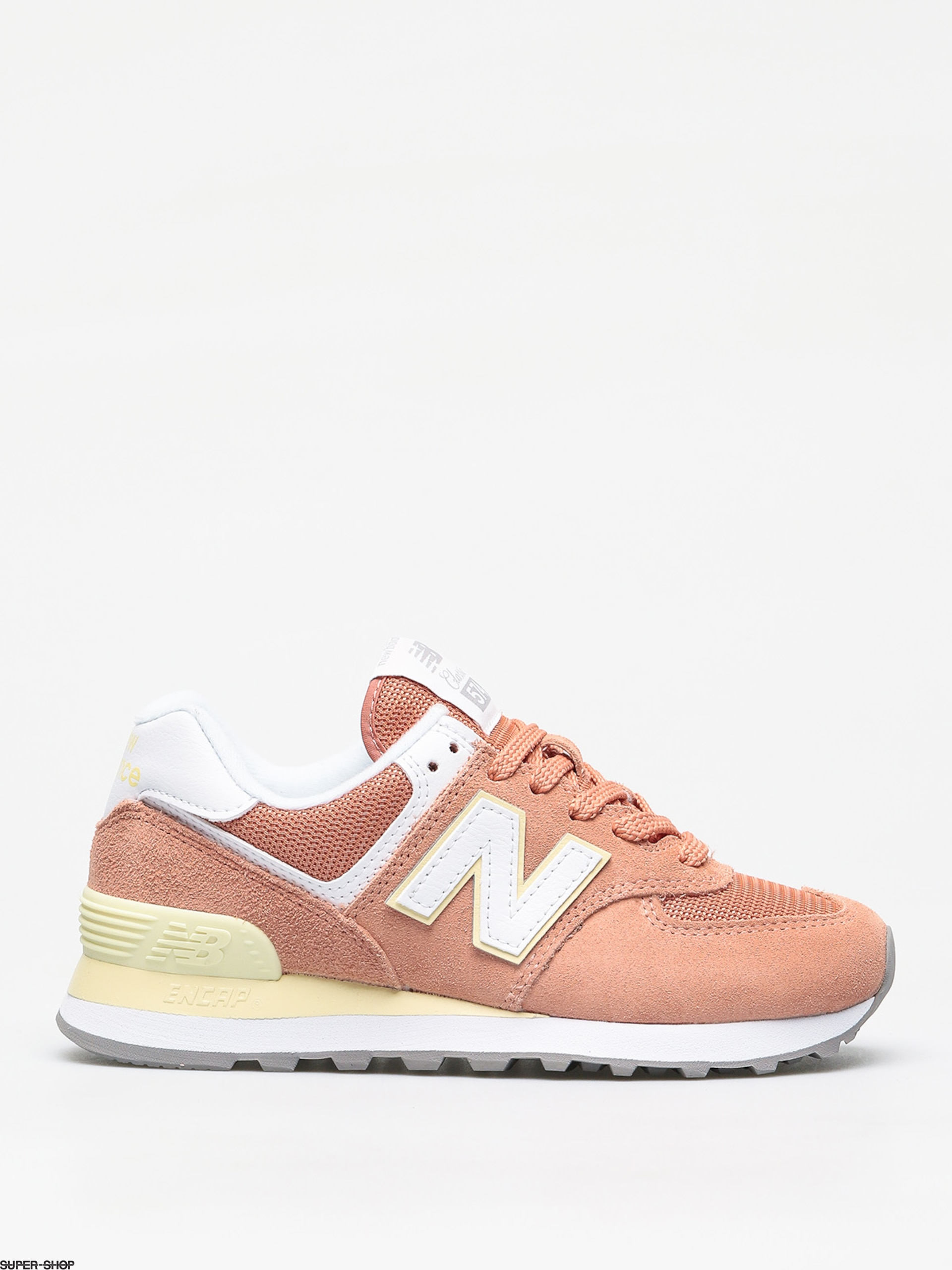 online store c872c e294b New Balance 574 Shoes Wmn (faded copper)