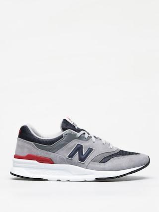 New Balance 997 Shoes (team away grey)