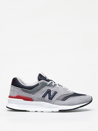 New Balance 997 Shoes (team away grey)
