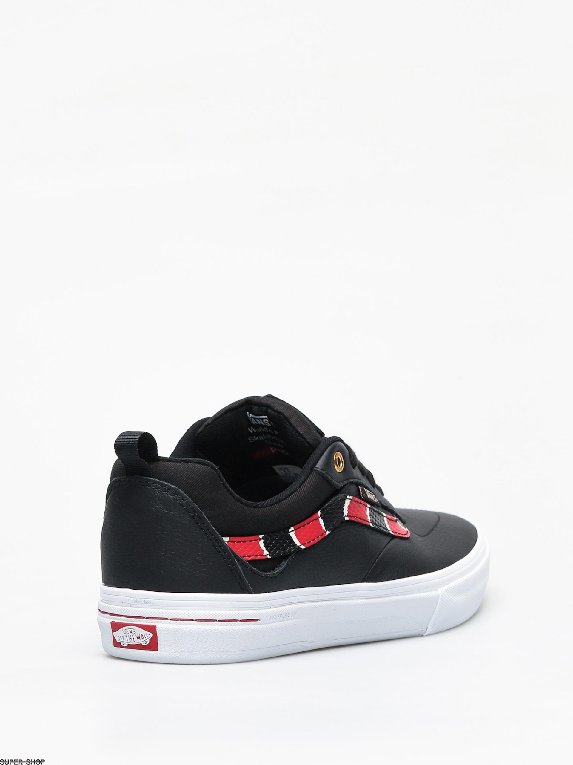 Vans Kyle Walker Pro Shoes (coral snake
