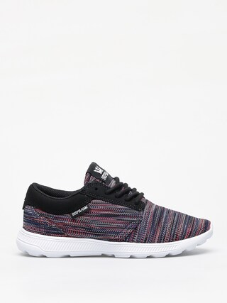 Supra Hammer Run Shoes (multi white)