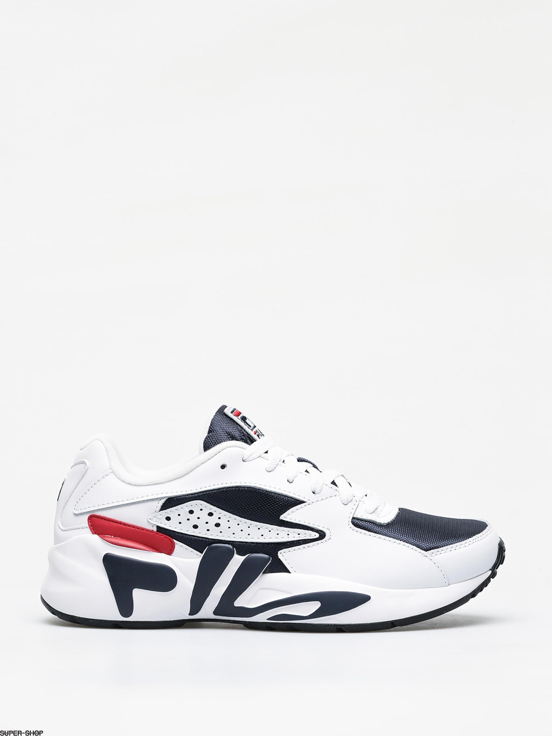 Fila Mindblower Shoes (fila navy/white/fila red)