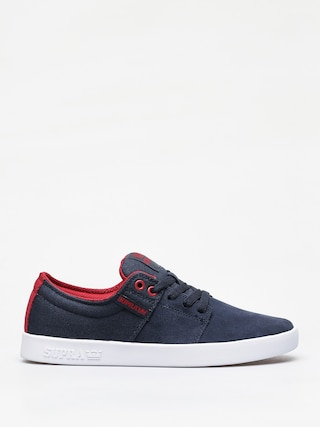 Supra Stacks II Shoes (navy/rose white)