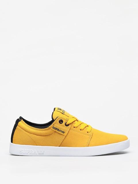 Supra Stacks II Shoes (caution/black white)