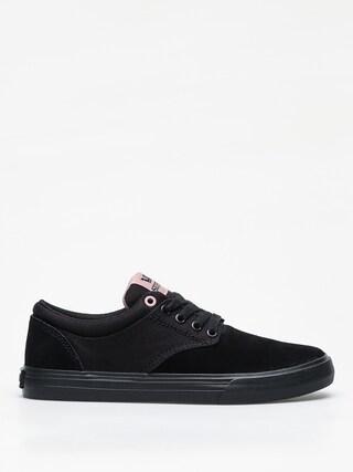 Supra Chino Shoes (black/mauve black)