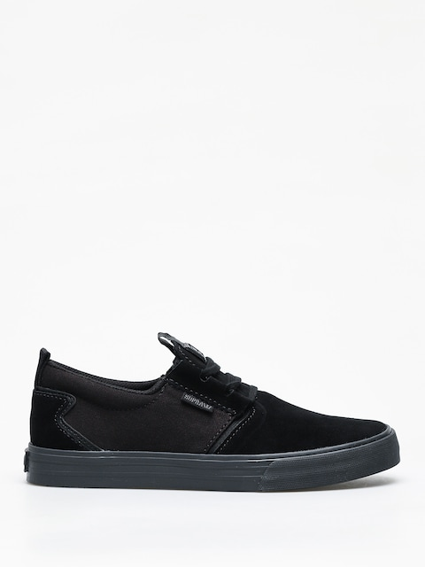 Supra Flow Shoes (black dk grey)