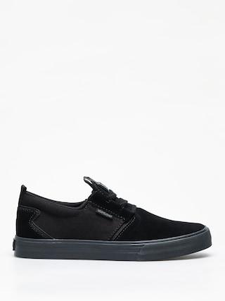 Supra Flow Shoes (black dk grey)