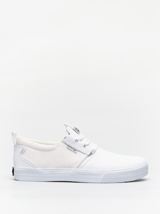 Supra Flow Shoes (white white/gum)