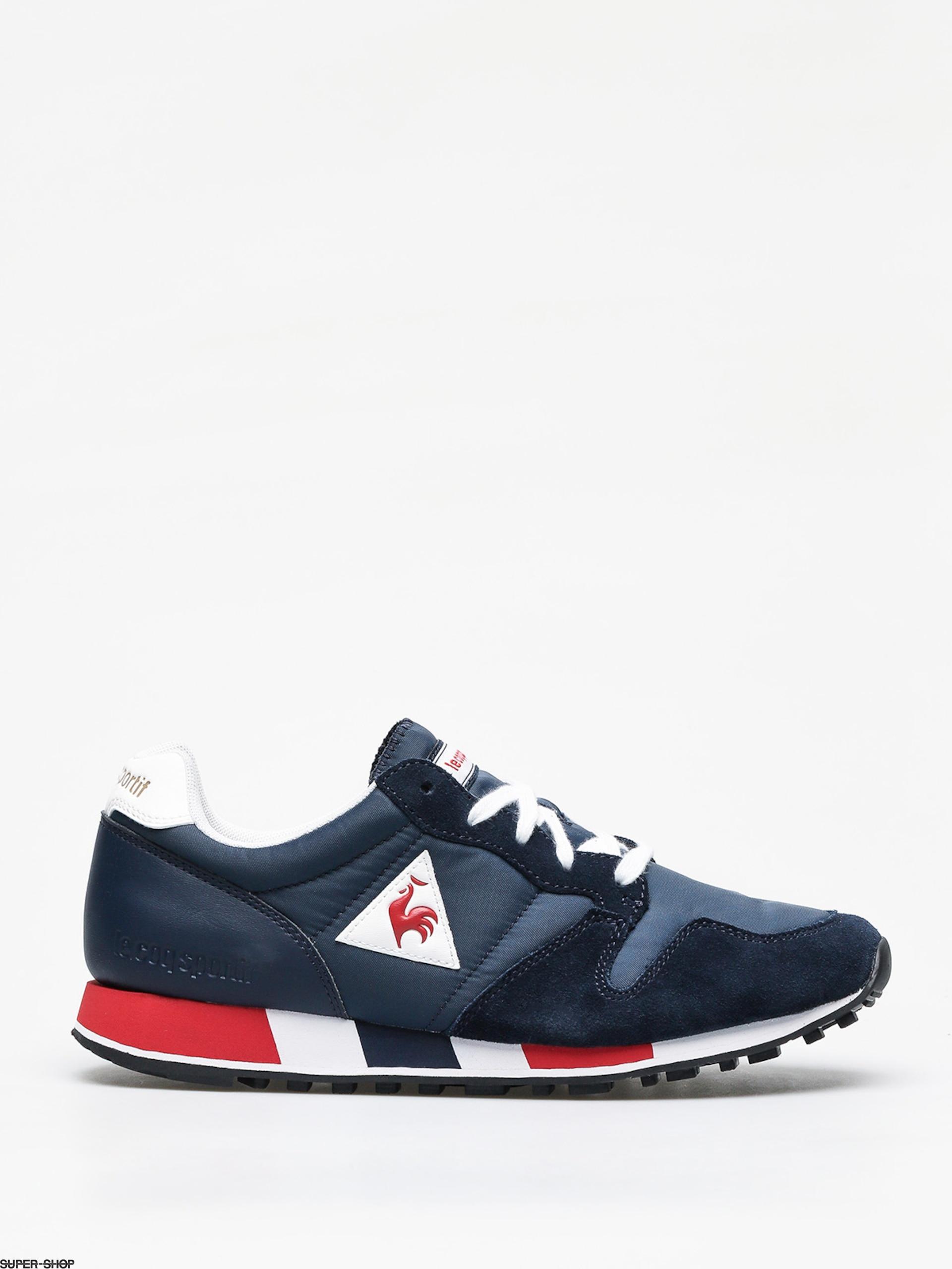e19ce9b8 Le Coq Sportif Omega Sport Shoes (dress blue/pure red)