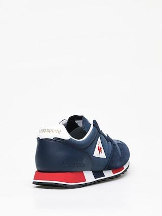Le Coq Sportif Omega Sport Shoes (dress blue/pure red)