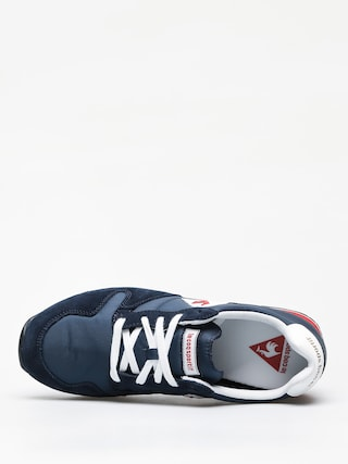 Le Coq Sportif Omega Sport Shoes (dress blue/pure red)