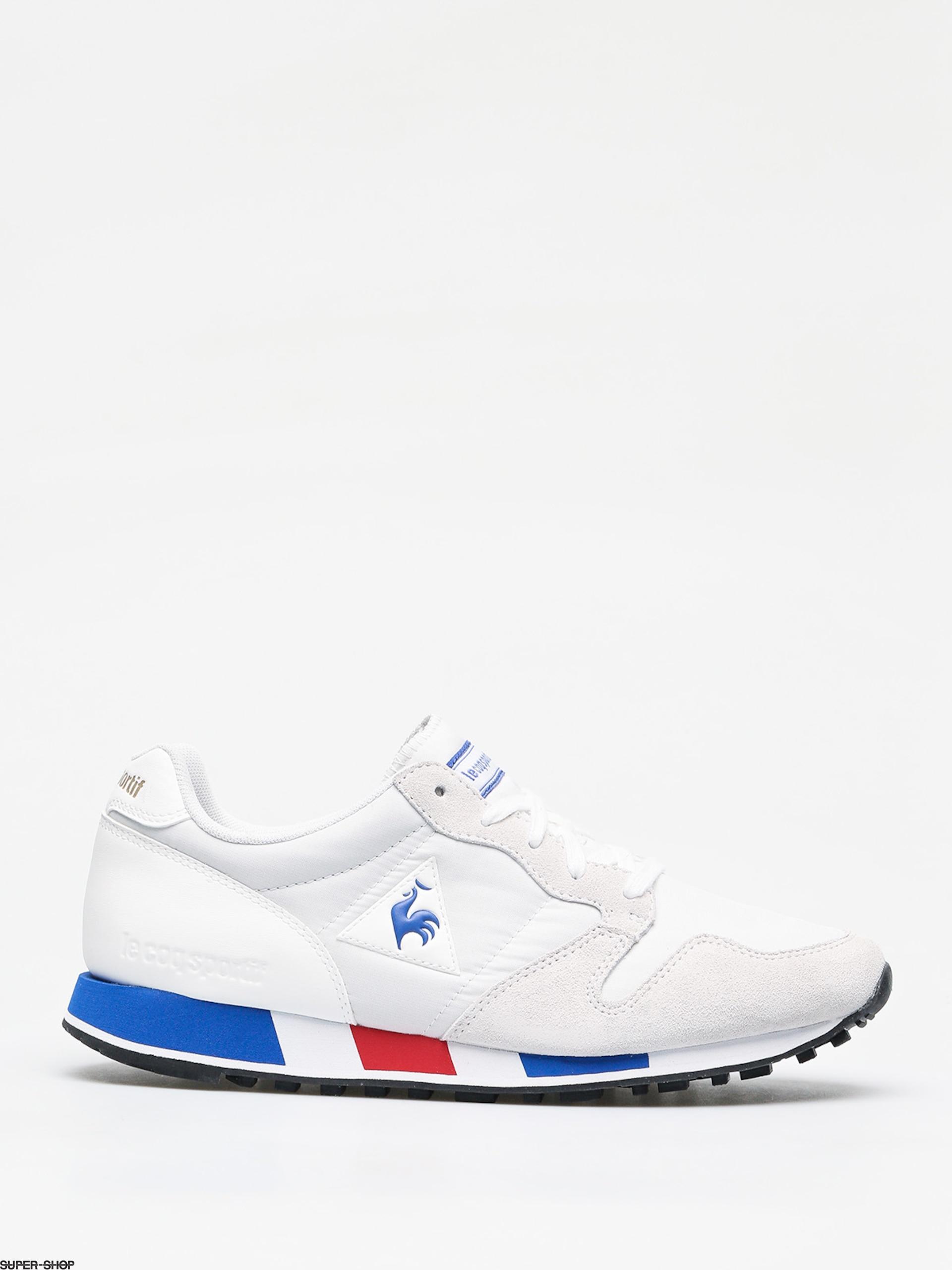 8a00f567 Le Coq Sportif Omega Sport Shoes (optical white/cobalt)